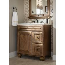 Diamond Vibe Cabinets Diamond Freshfit Ballantyne Mocha With Ebony Glaze Bathroom Vanity