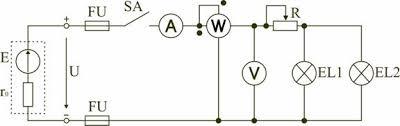 Реферат Электрические цепи постоянного тока и методы их расчета Реферат Электрические цепи постоянного тока и методы их расчета