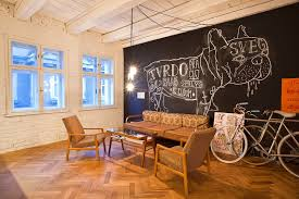 creative office space. old flat converted into highly creative office space in bratislava 14 k