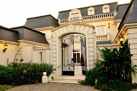 French Mansions Designs Classic Parisian Style Mansion In Argentina Idesignarch