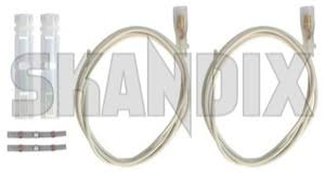 shop volvo parts wire harness repair kit horn  wire harness repair kit horn 1017144 volvo 700 900 s90
