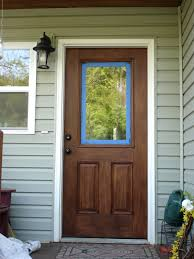 Refinish Stained Wood Refinishing Fiberglass Exterior Doors A Properly Refinished