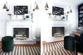 should i paint my brick fireplace what color should i paint my brick fireplace awesome best