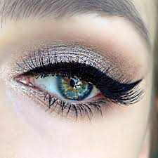 arabic eye makeup looks so attractive