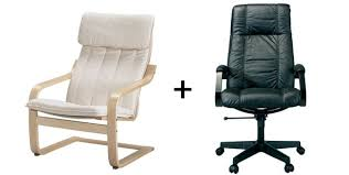 What chair can I use for a good desk chair, that is also super comfortable  to read or watch in?