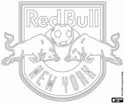 Voetbal Psg Logo Kleurplaat Ausmalbilder Emblemen Der Mls Fuball
