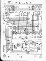 57 65 chevy wiring diagrams 1964 corvair greenbrier · 1964 corvette left
