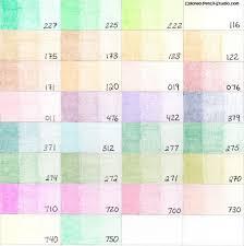Colored Pencil Info