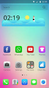 Download IOS 10 Theme for Android 360 Launcher Themes - 4662515 - tech  office Eligant White Theme Iphone 10 IOS OS IOS