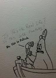 bathroom stall writing. No, This Is The Bathroom Stall Writing