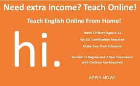 Esl Teaching Job Online Online Online Esl Teacher