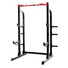 Weider Pro 7500 Power Rack With Exercise Chart Black At