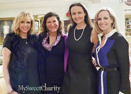 10th Anniversary Heroes For Children Patrons Partied At Cameron And Clay  Smith's Before The Weather Cratered - My Sweet Charity