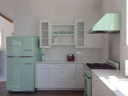 Retro Kitchen Appliance Original Fridge Simple Kitchen Design Retro Kitchens And Metals