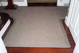 custom fitted sisal rugs