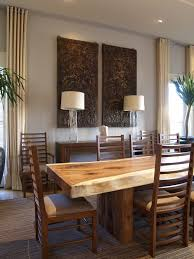 recessed art lighting. wood table art dining room contemporary with ceiling lighting wall recessed
