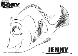 Finding Nemo Coloring Pages Predragterziccom