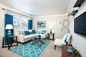 living room with blue accents harmonious white living room with blue accents living room decor with