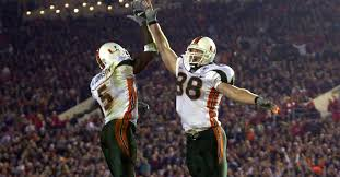 2005 Usc Football Roster 2001 Miami Hurricanes College Footballs Greatest Team Ever