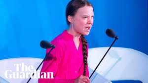 Greta Thunberg to world leaders: 'How dare you? You have stolen my dreams  and my childhood' - YouTube