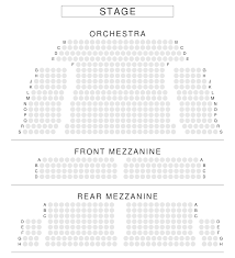 Golden Theatre Seating Chart View From Seat New York