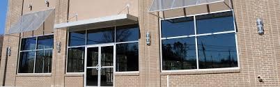commercial door glass replacement
