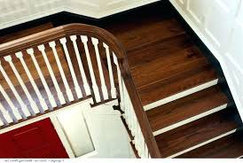 vinyl stair treads with nosing plank on stairs design ideas for to match your custom hardwood floors canada