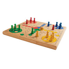 Wooden Ludo Board Game Hamleys Ludo £1100100 Hamleys for Toys and Games 40