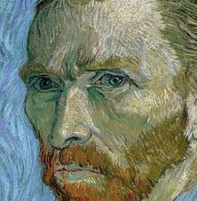 self painting self portrait by vincent van gogh