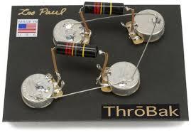les paul wiring harness throbak 50 s style wiring kit for les paul throbak les paul guitar wiring harness photo