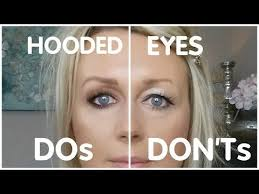 five great you videos to help you deal with aging hooded eyes