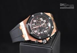 luxury mens quartz watch rose gold date silver royal rubber men luxury mens quartz watch rose gold date silver royal rubber men offshore sport men s ohsen watches unique watches black watches from good roiexx