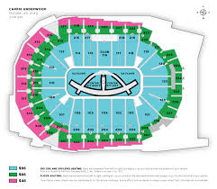 Wells Fargo Event Center Seating Chart Wells Fargo Arena Row Seating Chart