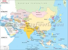 hd map of asia voicebylinda Map Of Asia Atlas political map of asia with countries and capitals map of asia to label