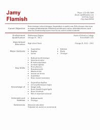 Phlebotomist Resume Examples Inspiration Samples Of Phlebotomy Resumes New Phlebotomist Resume Example