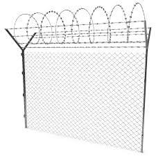 max barbed wire fence