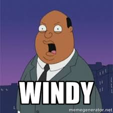 WINDY - ollie williams | Meme Generator via Relatably.com
