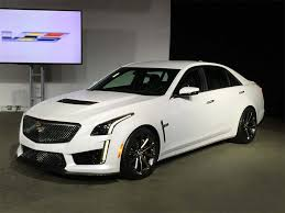 First Look: 2016 Cadillac CTS-V | TheDetroitBureau.com