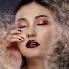 aizhan makeup artist zydrezi photography makeup art editorial laffairemagazine asian london dubai iran lietuva