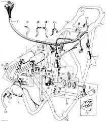 Sub wire harness 1971 honda cb500 four 1971 cb350 honda motorcycle wiring diagram at justdeskto allpapers