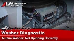washer diagnostic not spinning correctly amana lw8203w2 washer diagnostic not spinning correctly amana lw8203w2