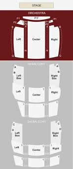 Fitzgerald Theater Seating Chart The Story Of Fitzgerald Theater Seating Chart Information
