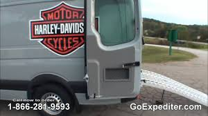 hanvey cv toy hauler w living quarters room for your motorcycle other wing dinger