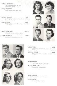 1946 Sheboygan Central High School Yearbook