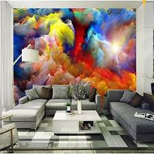 beibehang papel de parede custom sky clouds wall backdrop for the living room bedroom ceiling fresco