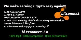 Bitconnect Hashtag On Twitter