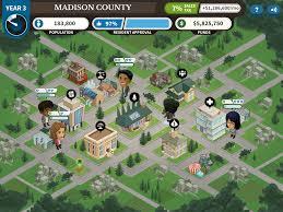 interactive county data