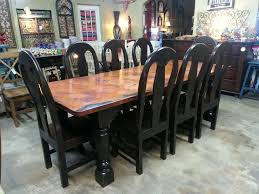 dining room best choice of alluring copper top dining table with additional luxury home at