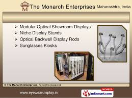 Optical Display Stands Optical Display Items by The Monarch Enterprises Mumbai 100