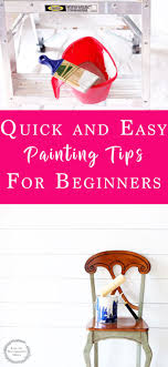 quick and easy painting tips beginners guide to painting paintingtips paintingtutorialsforbeginners